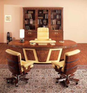 1.desk_luxury office furniture_high officials (1)