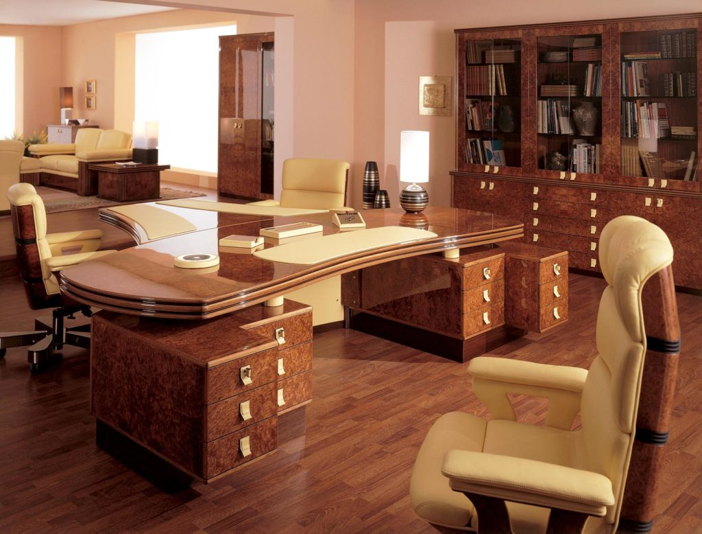 1.desk_luxury office furniture_high officials (3)