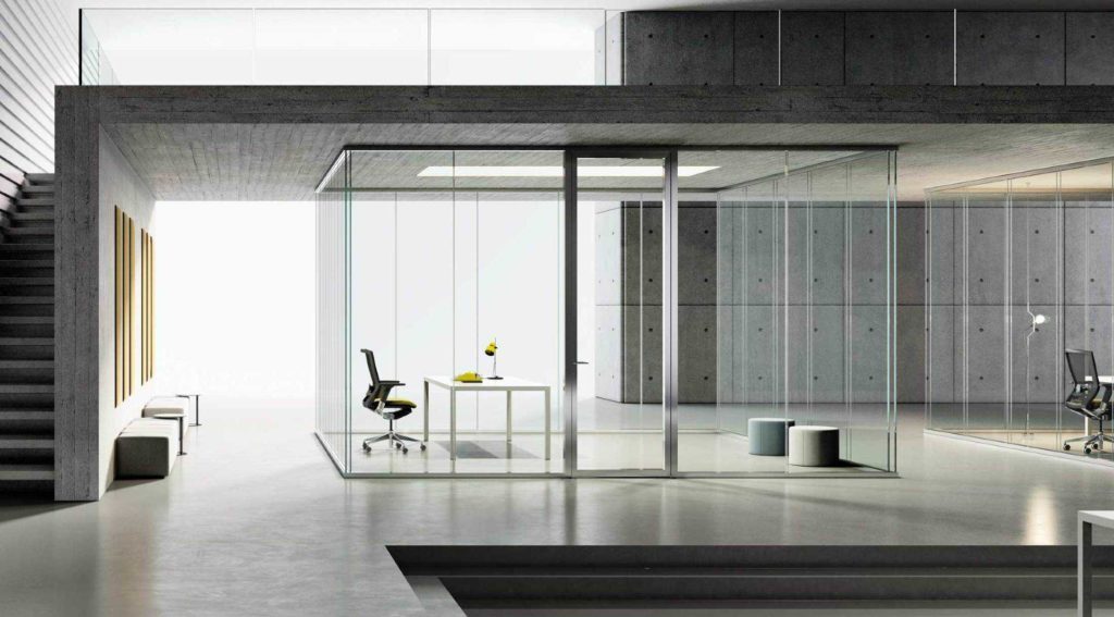6.partition wall_glass_silent wall_office furniture (3)