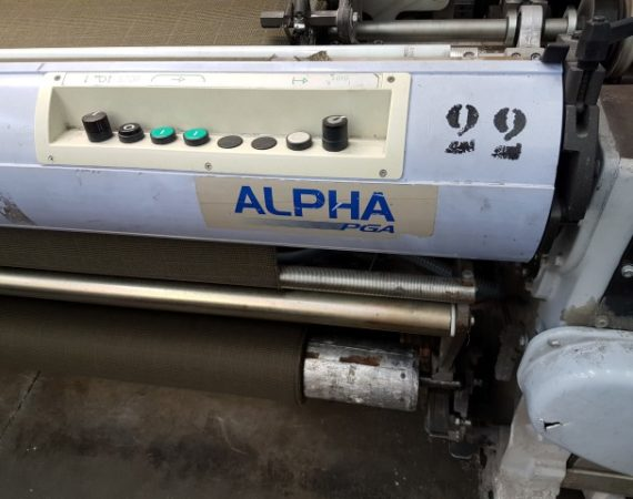 SOMET-ALPHA-PGA-ww2100mm-used-textile-machinery