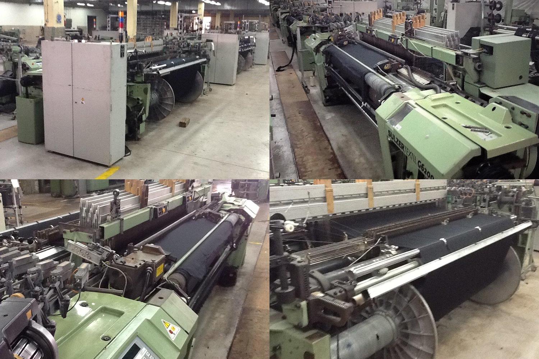 1.SULZER G6200 -200_textile plant