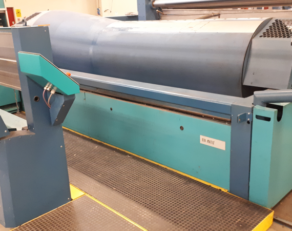1.benmatic warping machine in the factory_used textile machinery project (7)