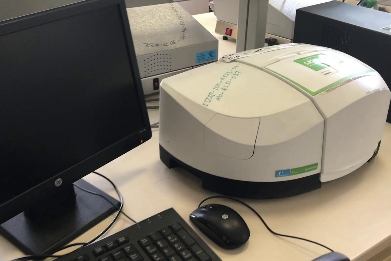 2.spectrophotometer ftir_laboratory equipment_textile institute (3)