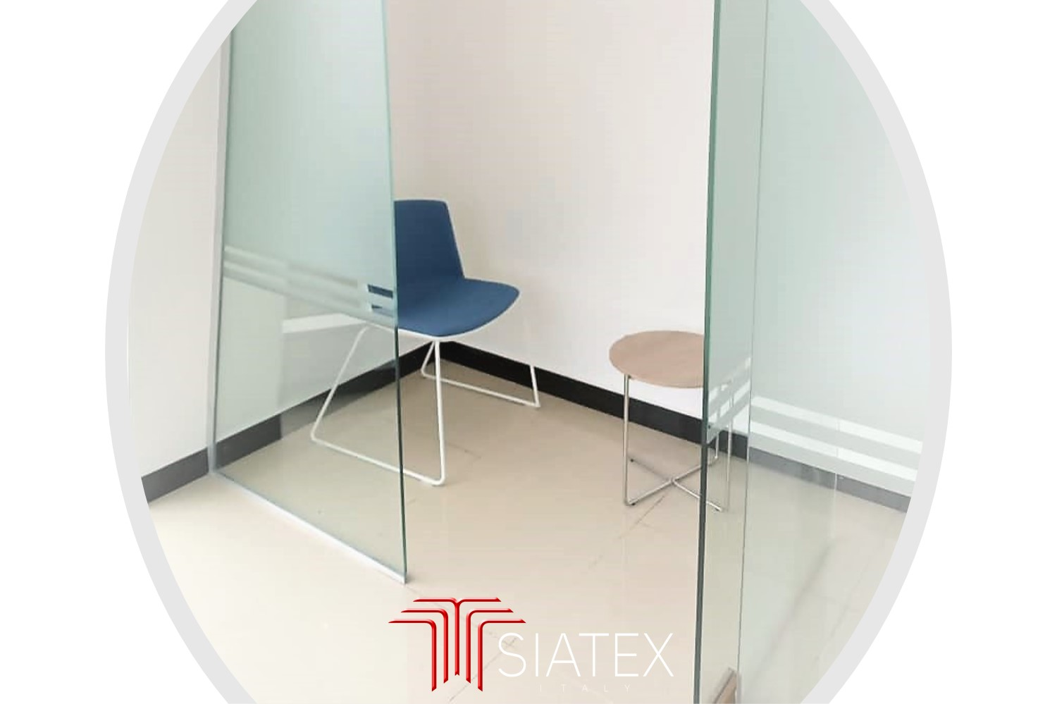 9.office furniture project_table chair for private room